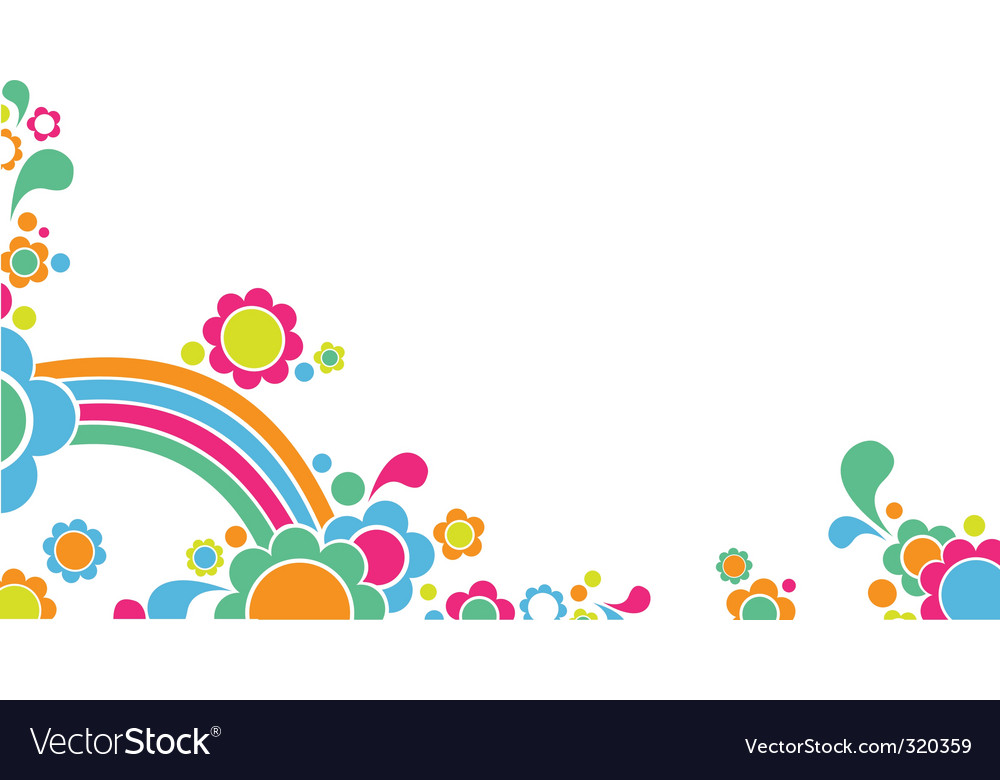 Children's Background Royalty Free Vector Image