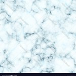 White And Blue Marble Texture Background Vector Image