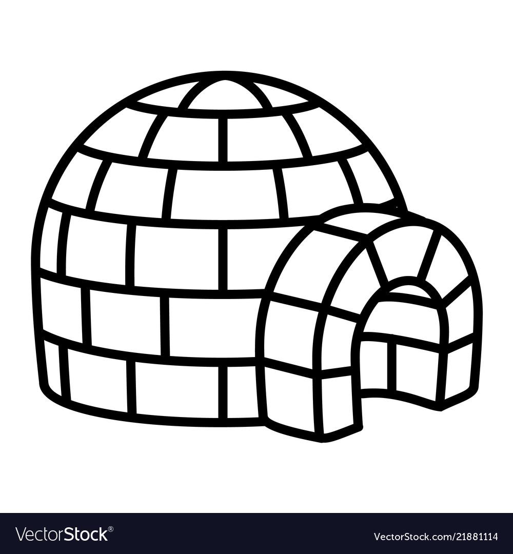 medium resolution of clipart igloo