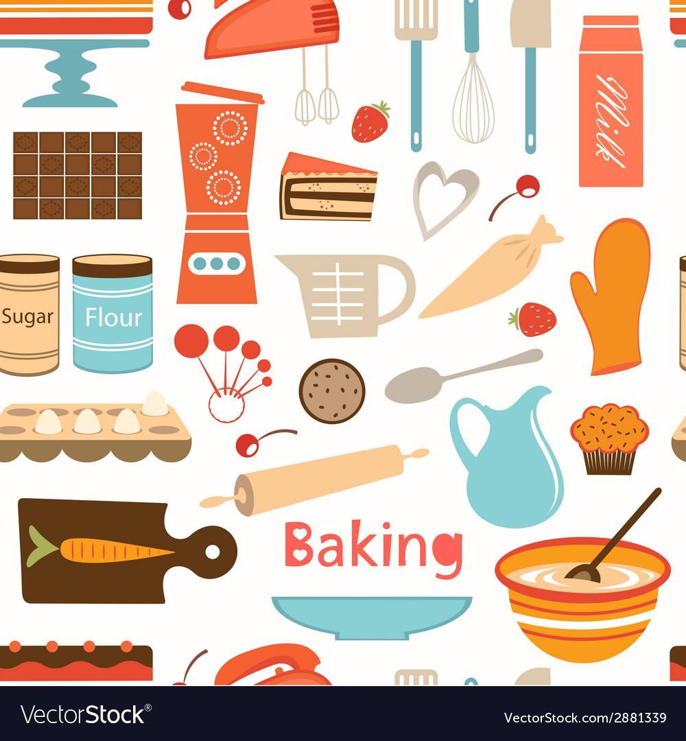 baking wallpaper