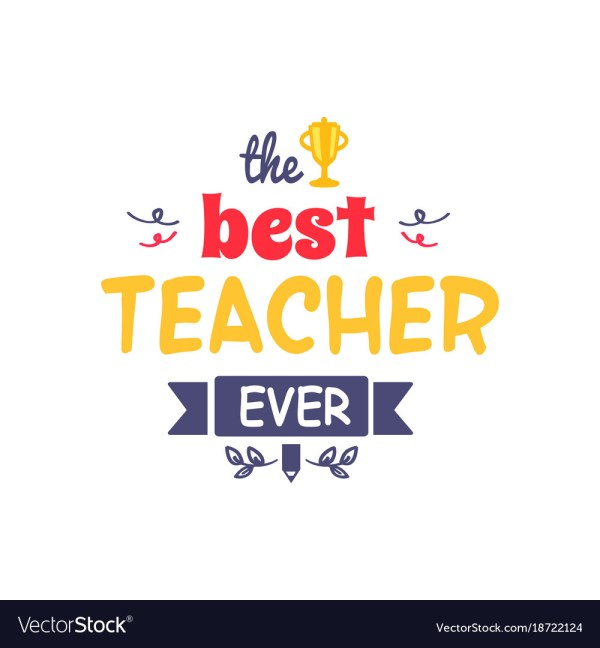 Teacher Royalty Free Vector - Vectorstock