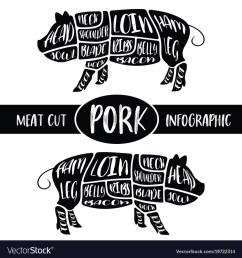 pig diagram label [ 1000 x 1080 Pixel ]