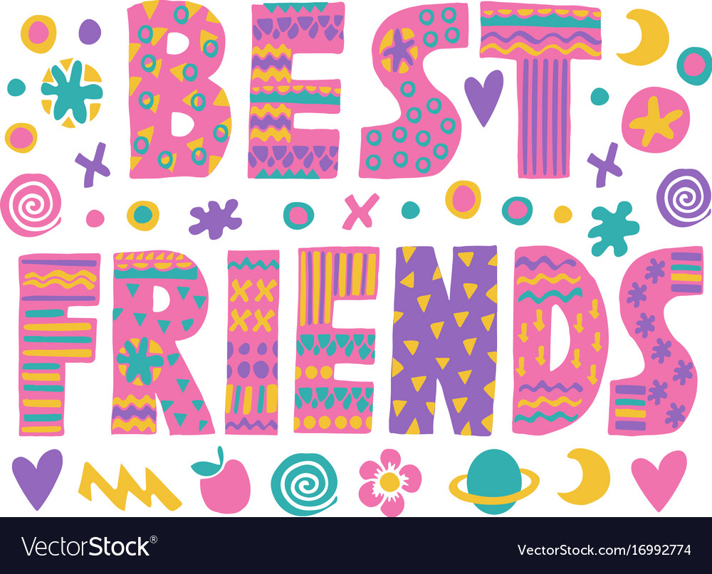 Best of Another Word For Best Friend - Soaknowledge