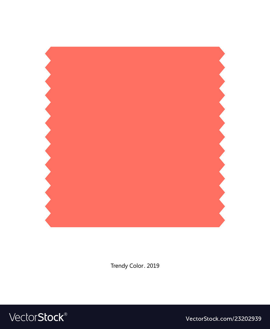 trendy color 2019 by