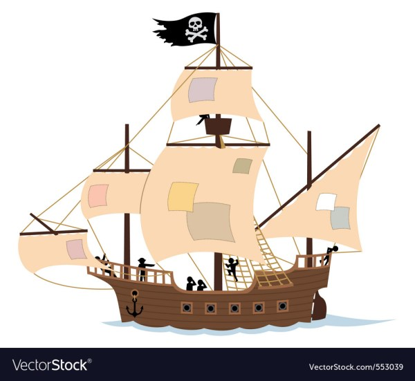 pirate ship # 35
