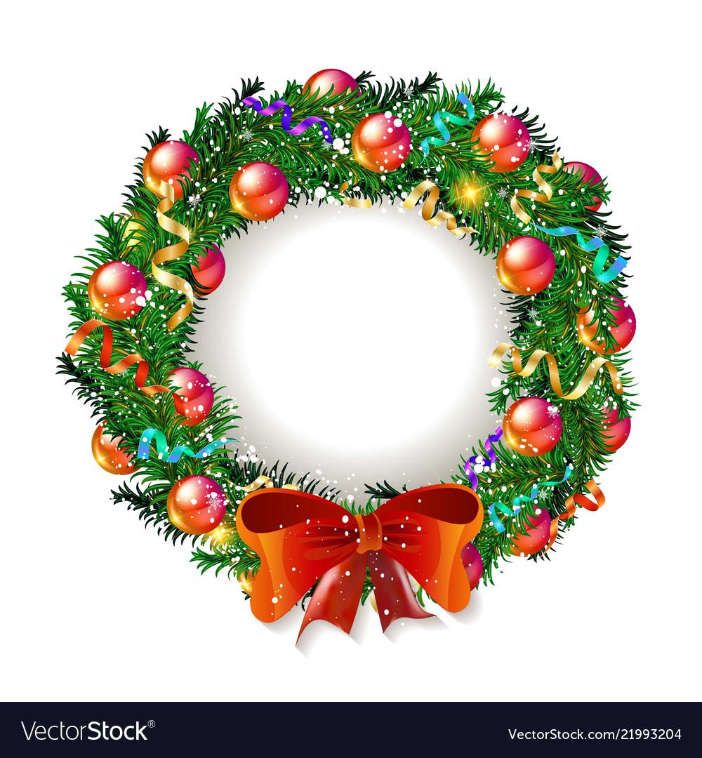 christmas wreath 2019 with
