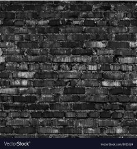 Brick Wall Texture Black And White