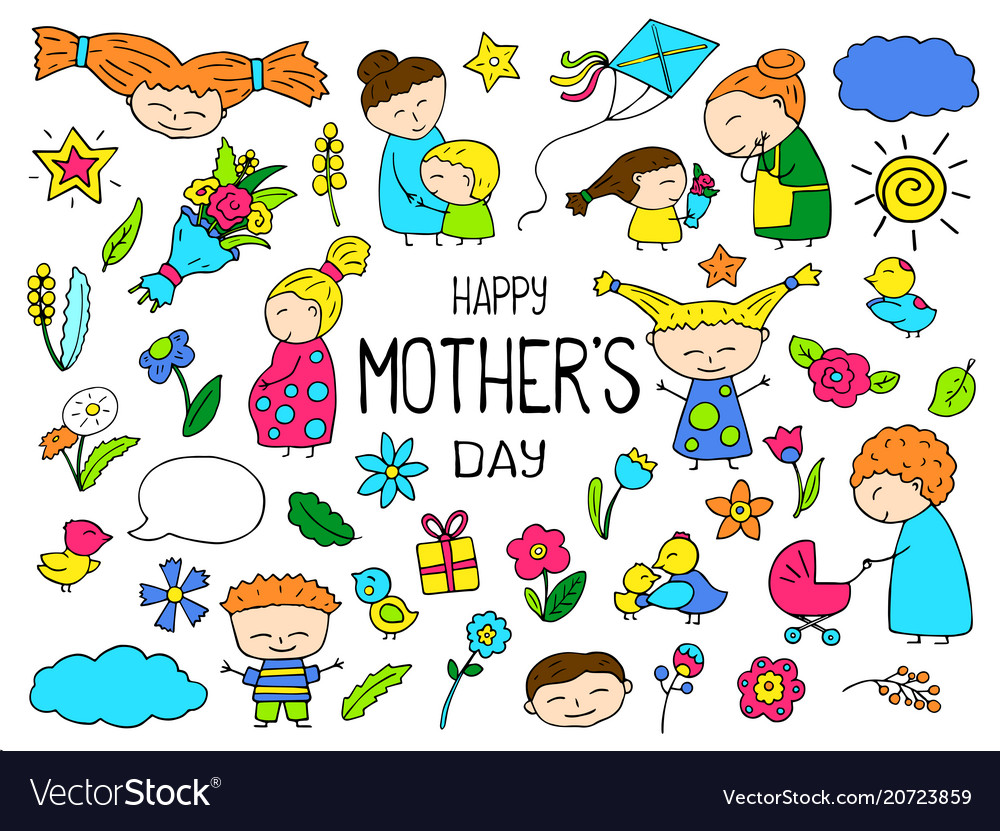 hight resolution of clipart mom