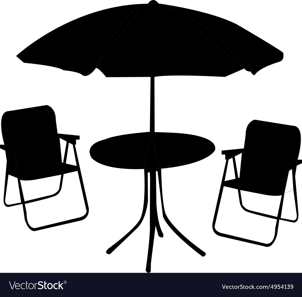 Chair With Umbrella Beach Chair Table And Umbrella