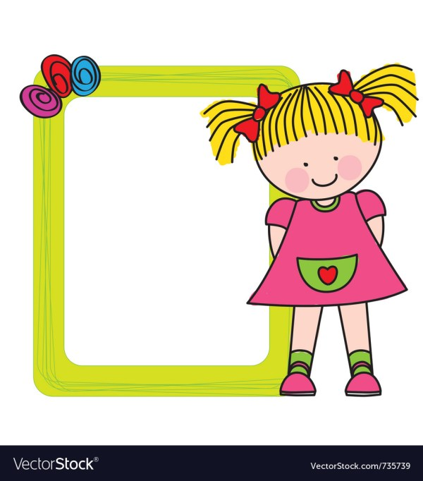 Cartoon Frame Vector