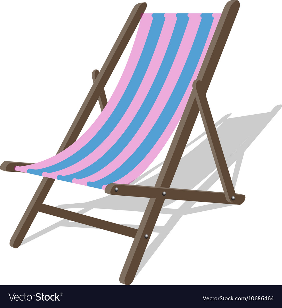 Folding Wood Beach Chair Wood Beach Rest Chair Relax Outdoor