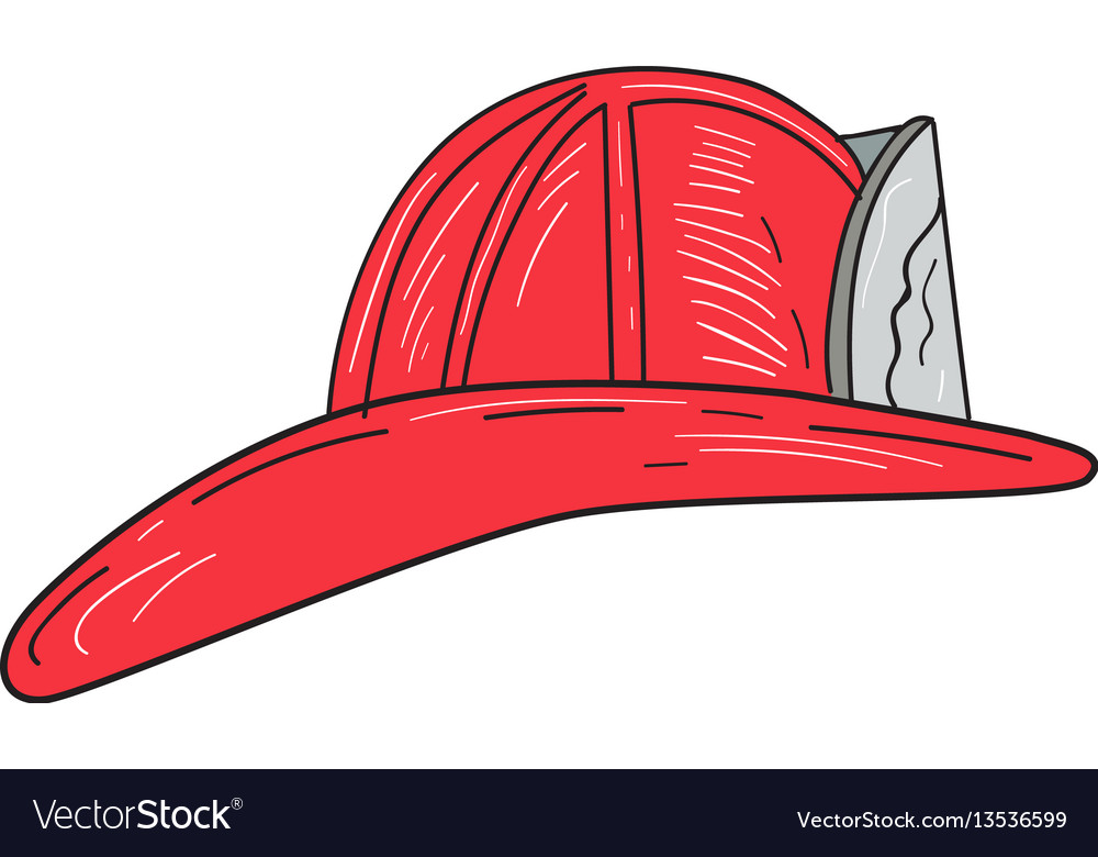 vintage fireman firefighter helmet