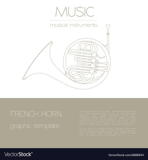 small resolution of musical horn diagram