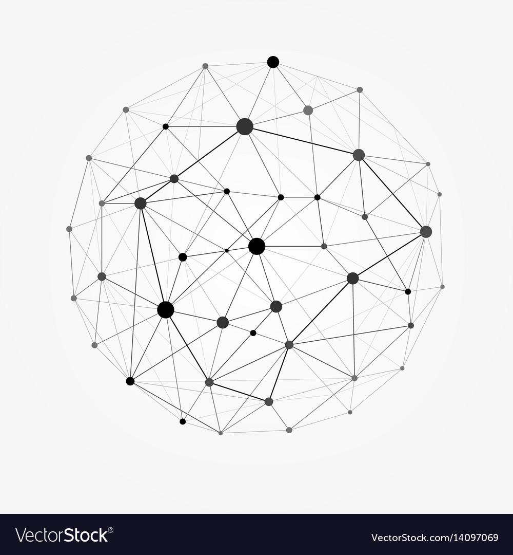 wireframe 3d mesh polygonal