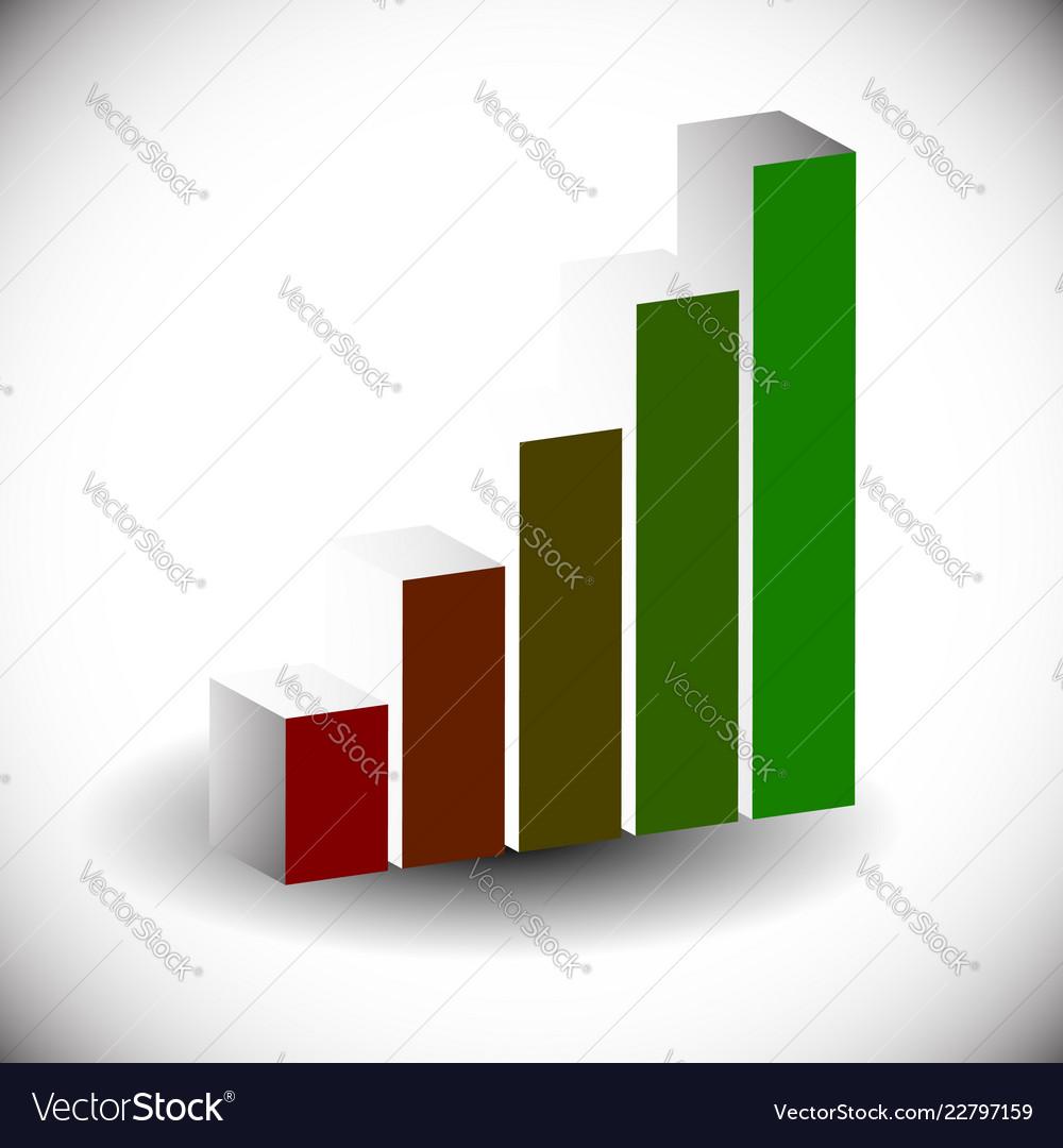 3d bar chart bar