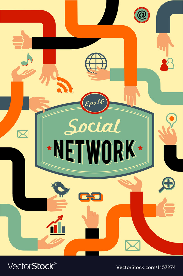 social network media and