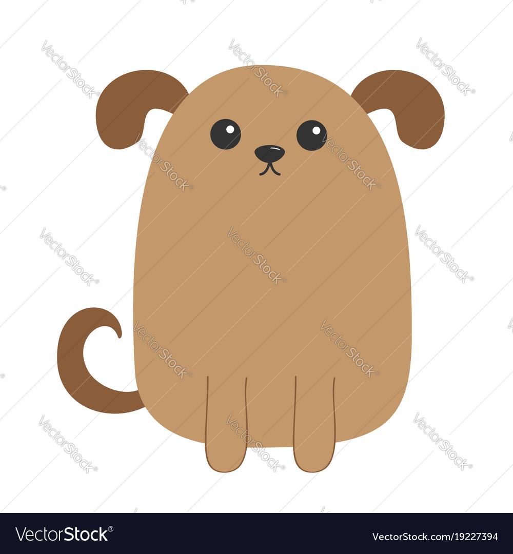 dog puppy cute cartoon