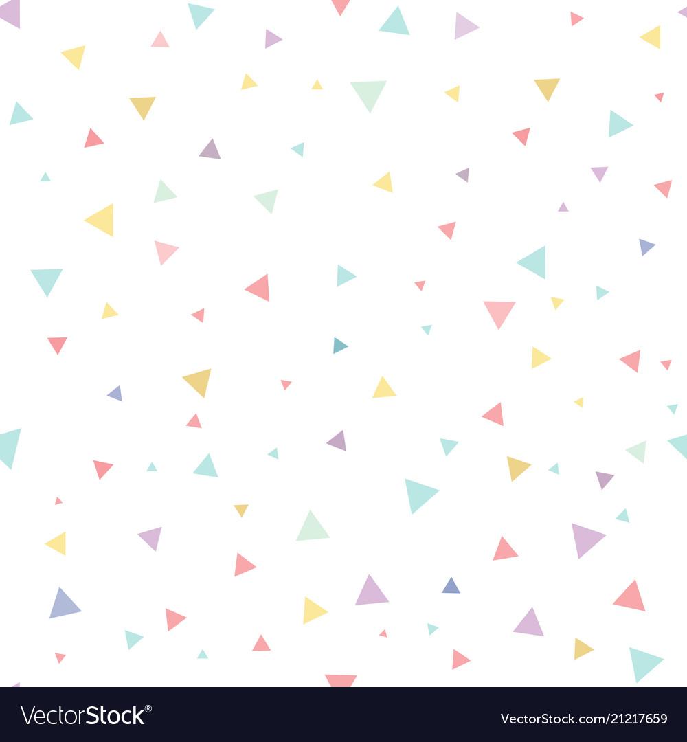 seamless pattern abstract falling