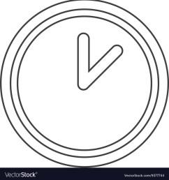 simple clock diagram [ 1000 x 1080 Pixel ]