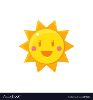 sun drawing simple yellow vector royalty