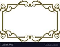 Frame Design. Plain Design And Frame Design E - Cirpa.co