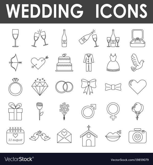 free wedding icons # 74