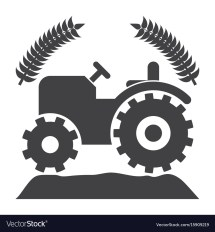 Agriculture Icon Royalty Free Vector - Vectorstock