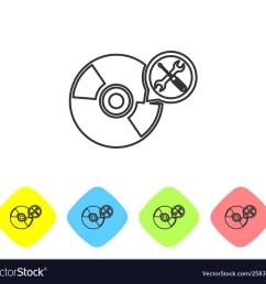 cd disk diagram [ 1000 x 918 Pixel ]