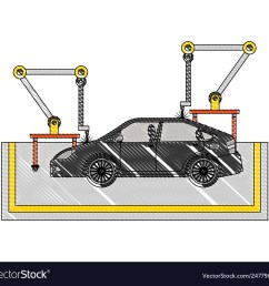 automotive assembly line diagram [ 1000 x 946 Pixel ]