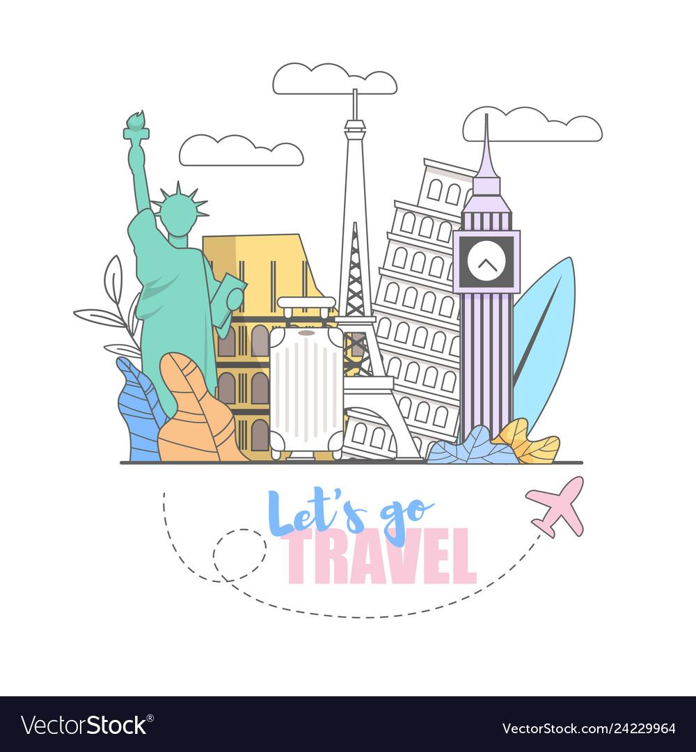 lets go travel baggage