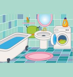 Bathroom Cartoon Vector Images over 13 000