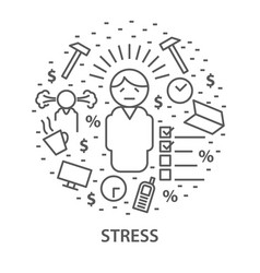 Stress Vector Images (over 59,000)