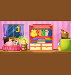 Bedroom Clipart Vector Images over 620