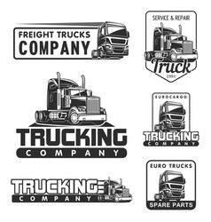 Truck & Logo Vector Images (over 8,900)