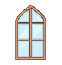 window cartoon frame vector icon round ylivdesign