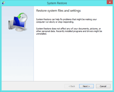 Bootlog_Not_Loaded - Восстановление системы - Windows Wally