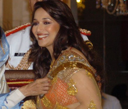 Madhuri Dixit, Bollywood actress, Mumbai