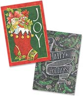 Christmas Cards Amp Boxed Christmas Cards Leanin Tree
