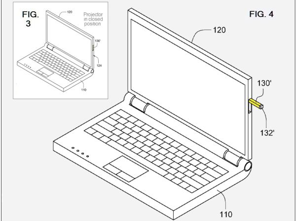 Asus plans notebooks with integrated projectors, tablets
