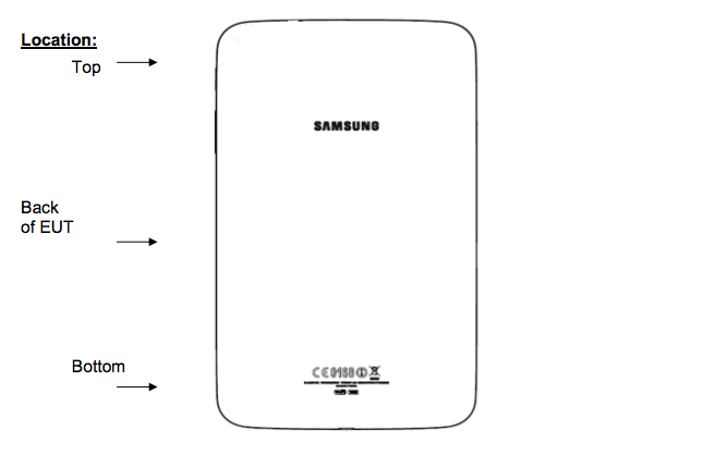 Samsung SM-T310 (Galaxy Tab 3 8.0?) spotted at the FCC
