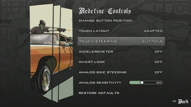 Grand Theft Auto San Andreas mechanics