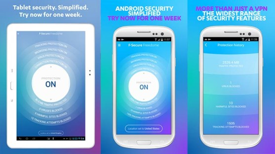 F-Secure Freedome VPN - Independent App of the Day - Android Authority