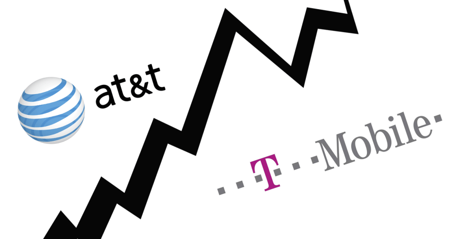 T-Mobile claims that AT&T's network in South Dakota is