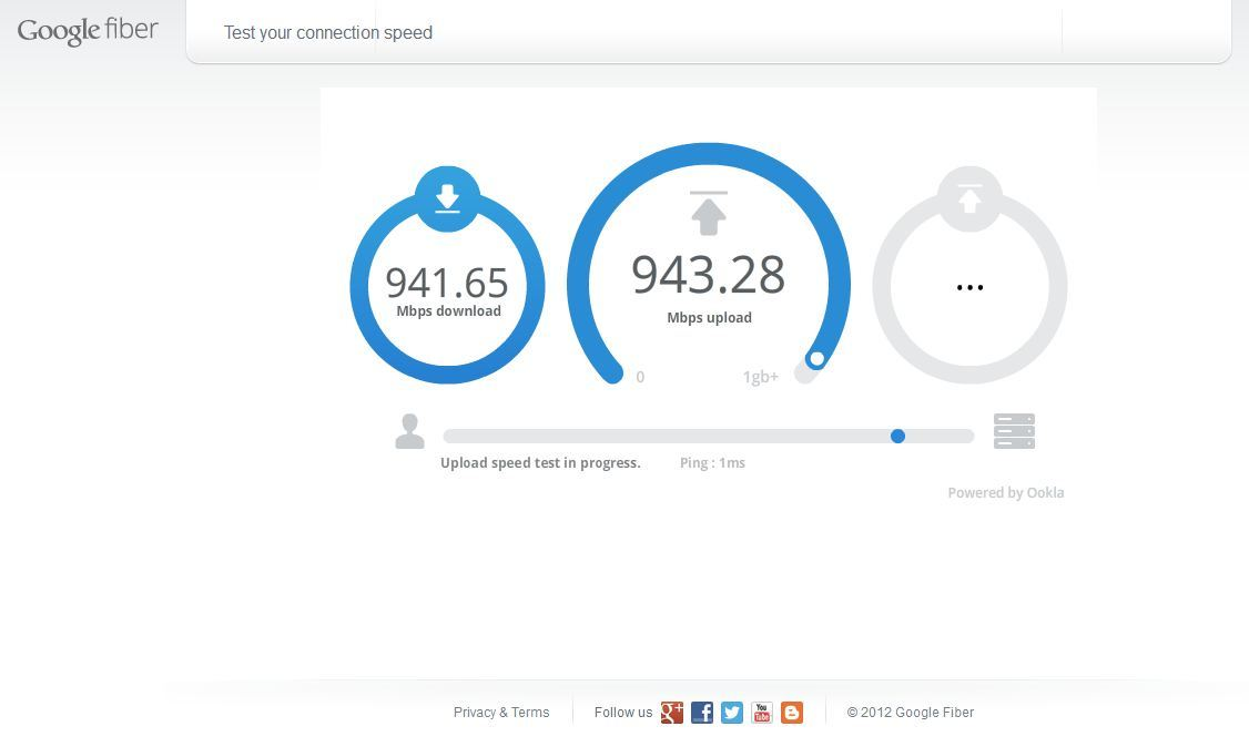 Google Fiber redefined cheap speed for the home, now sets