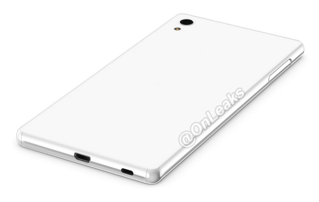 (Update: more images) Alleged Xperia Z4 render shows