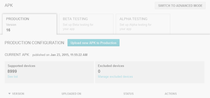 Ways to economically test your apps on a range of devices