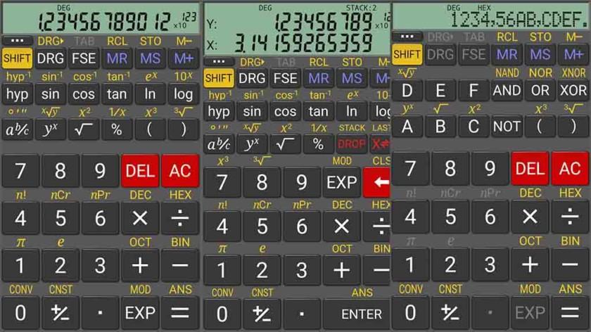 RealCalc