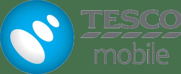 Tesco Mobile logo - Best UK mobile networks