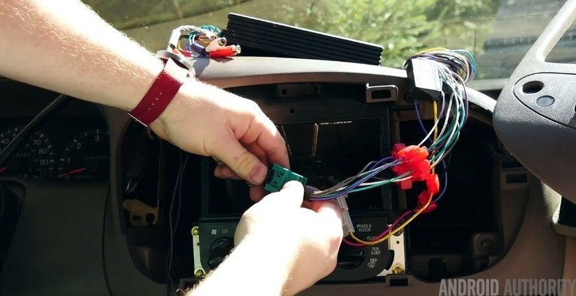 2008 F250 Stereo Wiring Diagram How To Install A Tablet In Your Car