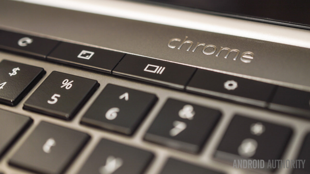 Windows на Chromebook